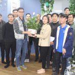 Học viên CodeGym thăm doanh nghiệp BlueBottle Digital Việt Nam