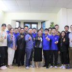 Học viên CodeGym thăm quan doanh nghiệp HiveTech