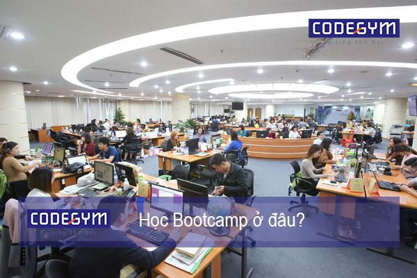 hoc-bootcamp o dau