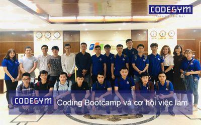 Mô hình đào tạo Coding Bootcamp và cơ hội việc làm