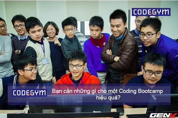 Bạn đã sẵn sàng cho một Coding Bootcamp hiệu quả