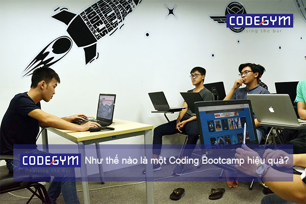 Như thế nào là một Coding Bootcamp hiệu quả