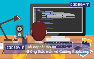 Giải đáp tất tần tật những thắc mắc về Coding Bootcamp
