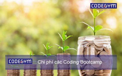 So sánh chi phí các Coding Bootcamp phù hợp cho bạn