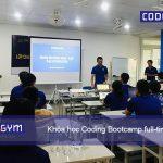 Tất tần tật về khóa học Coding Bootcamp full-time