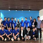 Học viên CodeGym tham quan, giao lưu tại doanh nghiệp NTQ Solution