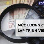 Mức lương lập trình viên tại Việt Nam năm 2021