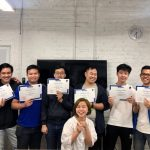 Lễ bế giảng khóa lập trình PHP tại CodeGym Moncity