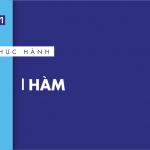 [Thực hành] Hàm- Codegym.vn