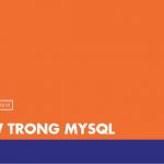 [Thực hành] View trong MySql- Codegym.vn