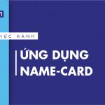 [Thực hành] Ứng dụng Name-Card- Codegym.vn