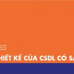 [Thực hành] Vẽ thiết kế của CSDL có sẵn