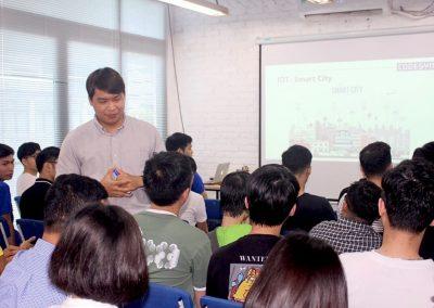 seminar câu chuyện chuyên môn