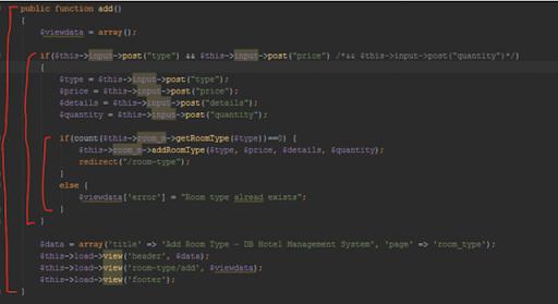 Tái cấu trúc trong PHP (Refactor)