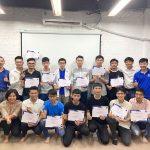 Bế giảng và trao chứng chỉ tốt nghiệp cho học viên hai lớp lập trình Java