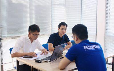 Học viên CodeGym tự tin ứng tuyển tại Hiring day – Ngày hội việc làm