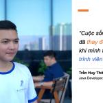 Huy Thông: Kỹ sư xây dựng chuyển nghề lập trình thành công sau 6 tháng