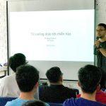 """Seminar """"Từ Coding Dojo tới chiến hào"""" – Diễn giả Trần Lê Hưng"""