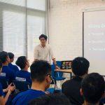 """Techtalk """"Tôi đã trở thành lập trình viên như thế nào?"""" – Diễn giả Đỗ Anh Nội, cựu học viên CodeGym"""