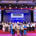 CodeGym vào Top 50 thương hiệu vàng Việt Nam 2020