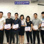 Lễ bế giảng lớp C1219G1 – CGC8 Java được tổ chức tại CodeGym Moncity