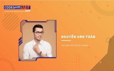 """""""Xây dựng bản đồ kiến tạo sự nghiệp bền vững"""" – Diễn giả Nguyễn Anh Toàn"""