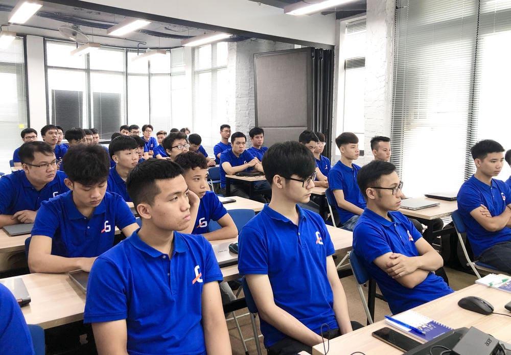 CodeGym Hà Nội khai giảng