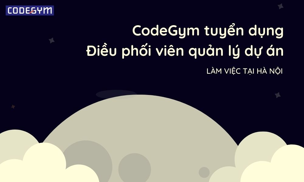 CodeGym tuyển dụng