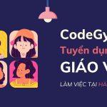 CodeGym tuyển dụng Giáo vụlàm việc tại Hà Nội
