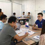 Học viên CodeGym phỏng vấn, ứng tuyển vị trí LTV Java tại Hiring Day