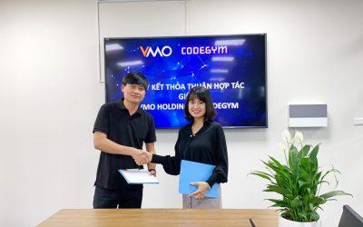 CodeGym và VMO ký kết MoU – hợp tác đào tạo – tuyển dụng