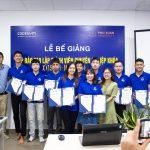 CodeGym Huế vinh danh 30 tân lập trình viên tại Lễ tốt nghiệp Quý III/2020
