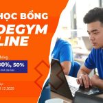 Săn học bổng CodeGym Online lên tới 100% khóa nền tảng
