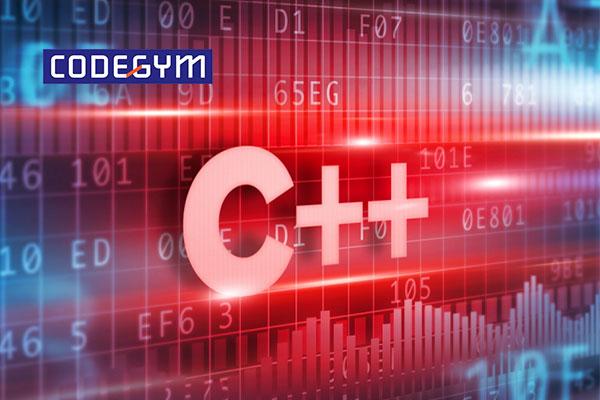 giáo trình lập trình hướng đối tượng c++