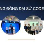 Ra mắt Cộng đồng Đại sứ CodeGym Việt Nam