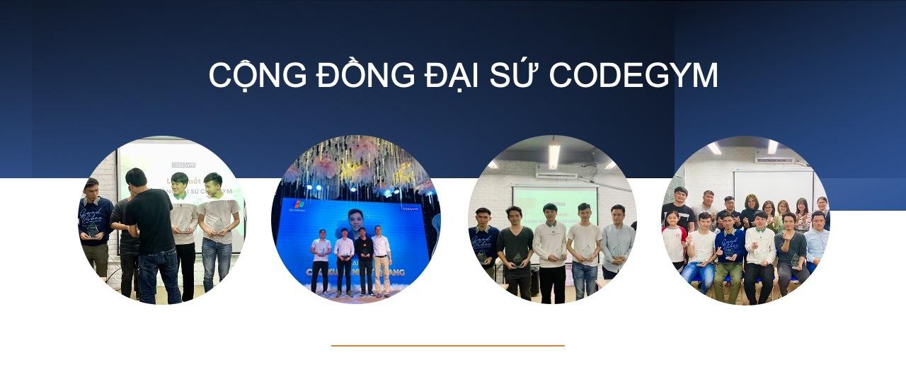 cộng đồng đại sứ CodeGym