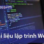 Lập trình web là gì? Tài liệu lập trình web cho người mới học