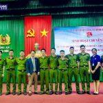 CodeGym Huế đồng hành tư vấn hướng nghiệp cho chiến sĩ nghĩa vụ công an