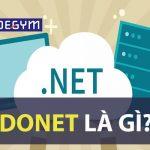 Lập trình Donet gì? Download tài liệu học lập trình donet miễn phí