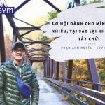 Từng làm cơ khí tại Nhật, mình đã trở lại với lập trình sau 3 năm – Phạm Anh Nghĩa, CHV CodeGym