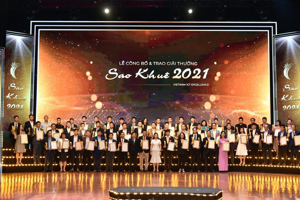 Sao Khue 2021