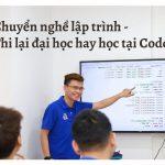 Chuyển nghề lập trình – Thi lại đại học hay học tại CodeGym?