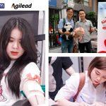 CodeGym Hà Nội tổ chức Ngày hội hiến máu tình nguyện – Giọt hồng