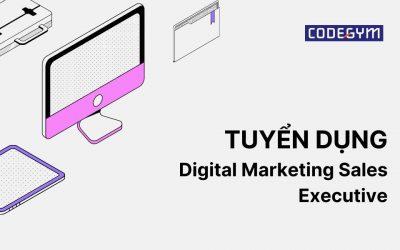 [CodeGym Online] Tuyển dụng Digital Marketing Sales Executive tại Hà Nội