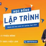 Học Bổng Lập Trình Cho Học Sinh Tốt Nghiệp THPT 2021 Tại Quảng Trị