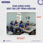 CodeGym Huế khai giảng khoá học Lập trình Java tháng 7/2021