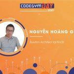 Cơ hội và lựa chọn đúng đắn trong phát triển sự nghiệp CNTT – Diễn giả Nguyễn Hoàng Giang, CGD 2021