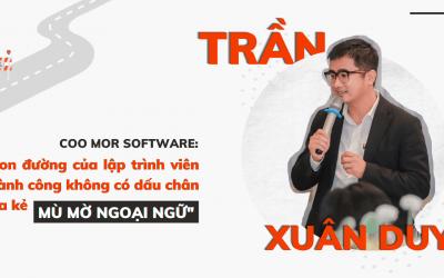 """Con đường của LTV thành công không có dấu chân của kẻ """"mù mờ"""" ngoại ngữ – COO MOR Software"""