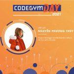 Dev học tiếng anh như thế nào để có lương ngàn đô? – Diễn giả Nguyễn Phương Thúy, CodeGym Day 2021