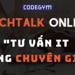 """Techtalk: """"Tư vấn IT cùng chuyên gia"""" – CodeGym Đà Nẵng"""